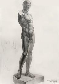Чугунова Татьяна 1  Анатомическая фигура