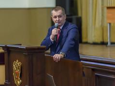 Открытие Фестиваля Art and Science Курасов С.В.