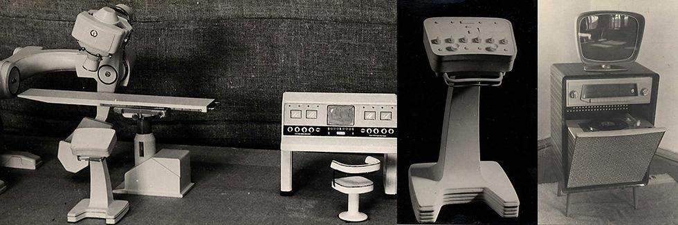 промышленный дизайн 1960 годов