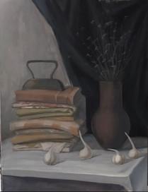 Петлицкая Мария 3 тематический натюрморт