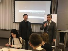 Выступление эксперта из Владивостока
