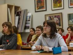 1 поток Фестиваля работает в Академии Строганова 12 ноября