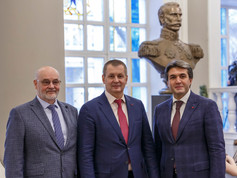 А.А. Киринюк, С.В. Курасов, Ф.И. Рагимов