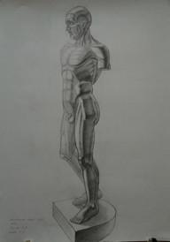 Никольский К. Рисунок, фигура Экорше.jpg