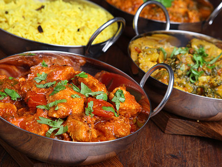 Curry Night - 27th March