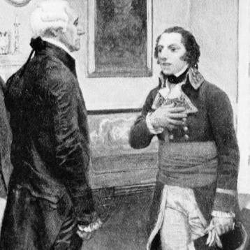 George Washington's 'Alabama Incident': The Affair of 'Little Sarah'