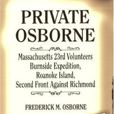 Private Osborne, Massachusetts 23rd Volunteers