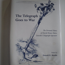 The Telegraph Goes to War