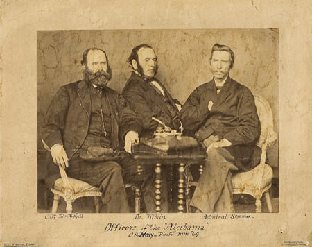 American Civil War Round Table UK / UK Heritage / Semmes