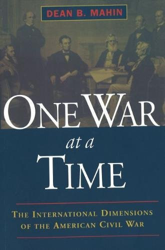 American Civil War Round Table UK / Book Review / One War at a Time