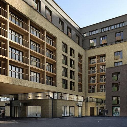 Grange Hotel, 100 Minories - Knight Asphalte