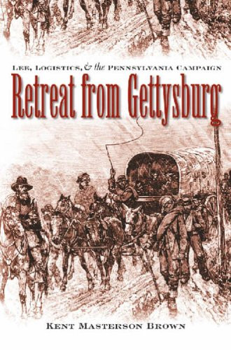 American Civil War Round Table UK / Book Review / Retreat from Gettysburg