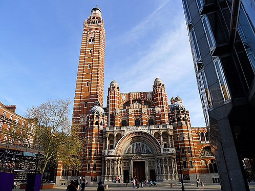 Westminster Cathedral - Knight Asphalte