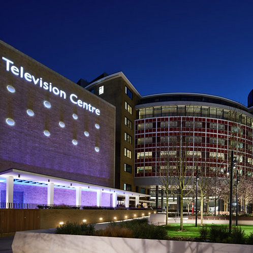 Television Centre - Knight Asphalte