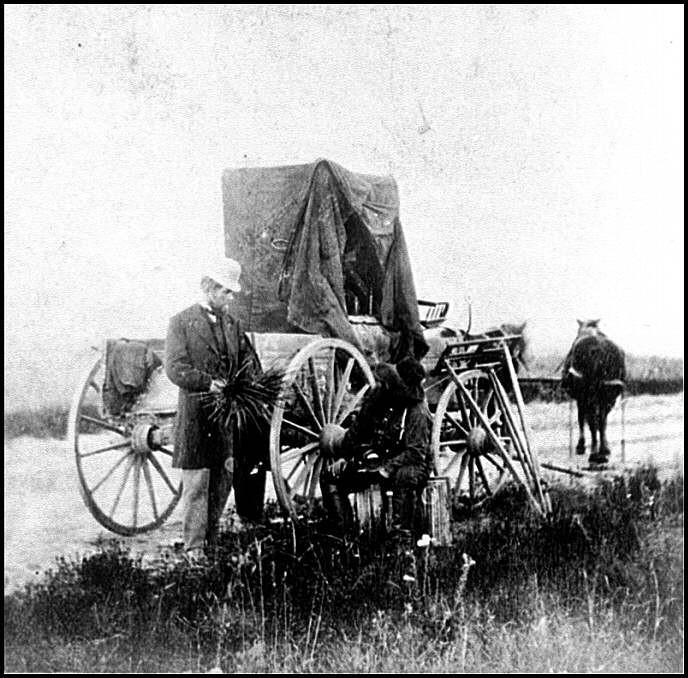 American Civil War Round Table UK / UK Heritage / Gardner