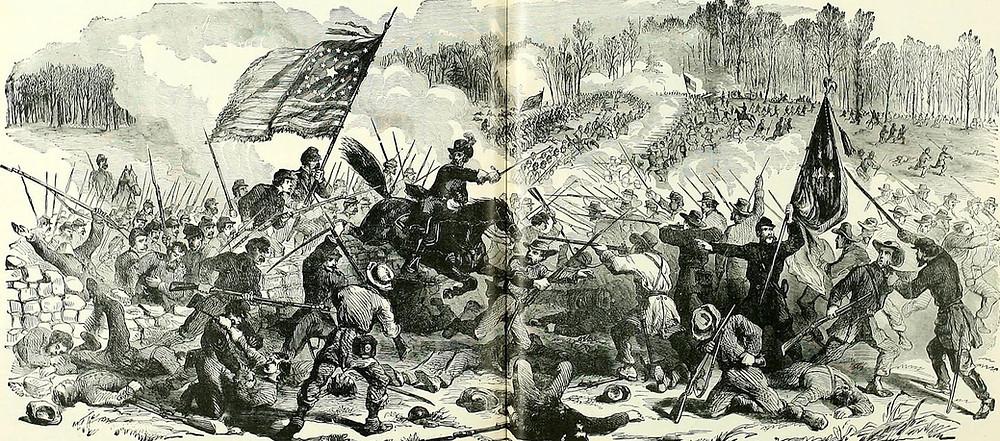 American Civil War Round Table UK / Battles & Campaigns / Kernstown