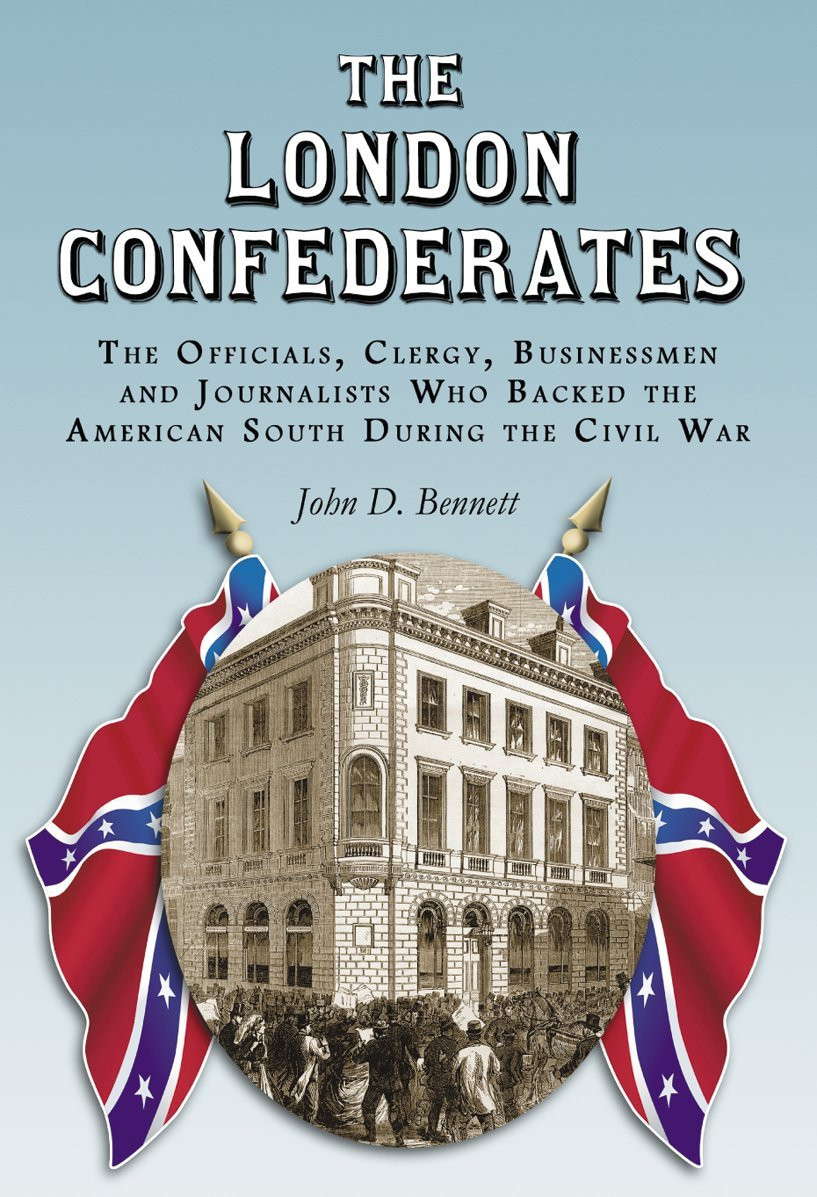 American Civil War Round Table UK / Book Review / The London Confederates