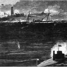 British Blockade-Running Ship 'Modern Greece'