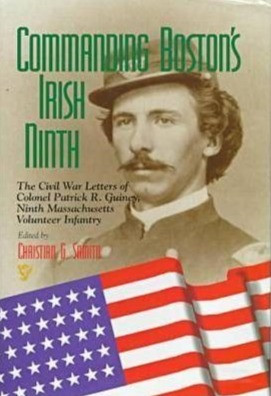 American Civil War Round Table UK / Book Review / Commanding Boston's Irish Ninith