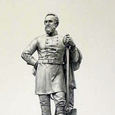 General Jackson's Statue