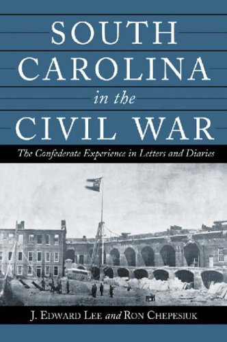 American Civil War Round Table UK / Book Review / South Carolina in the Civil War
