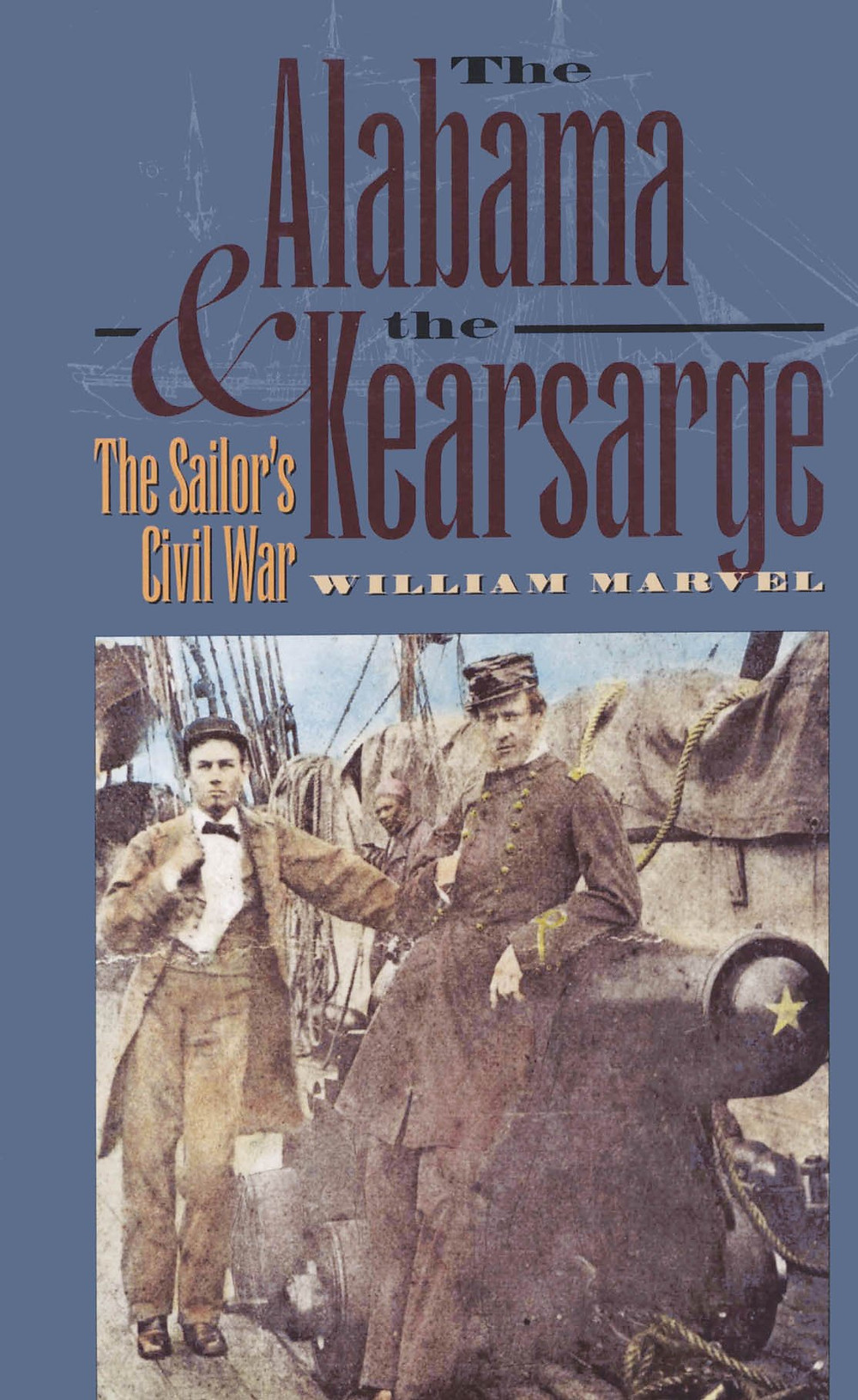 American Civil War Round Table UK / Book Review / The Alabama and the Kearsarge