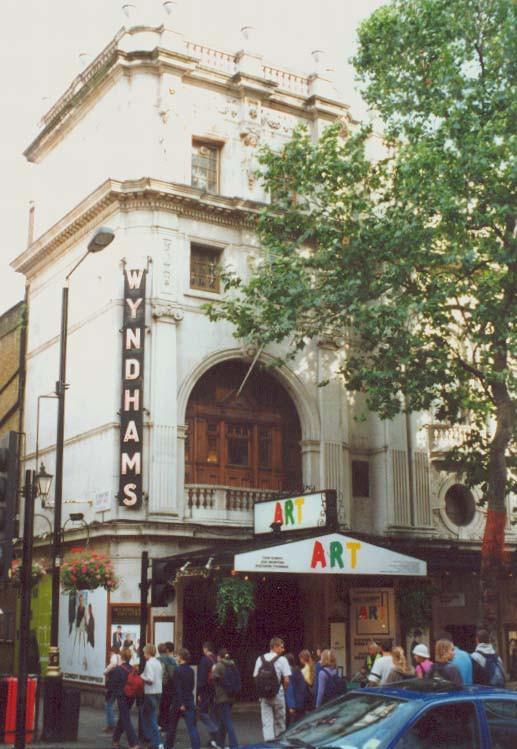American Civil War Round Table UK / UK Heritage / Wyndham Theatre