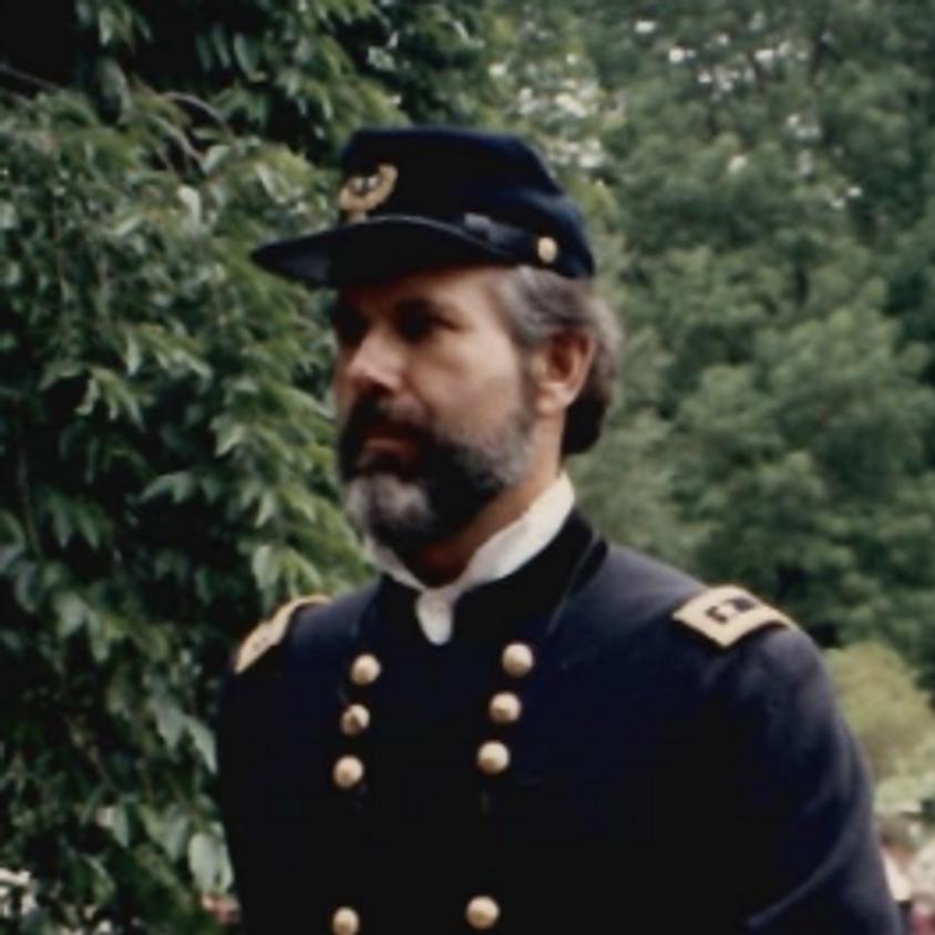 'Meet General George G. Meade' - Victor of the Battle of Gettysburg, Heroic Pennsylvanian - Speaker Dr. Andy Waskie