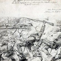 Drawing the War: Correspondent artists, illustrated newspapers and authenticity.