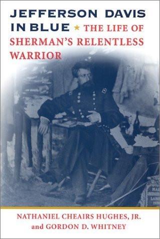 American Civil War Round Table UK / Book Review / Jefferson Davis In Blue