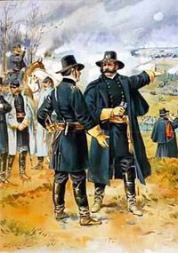 American Civil WAr Round Table UK / Battles & Campaigns / Burnside's Mud March