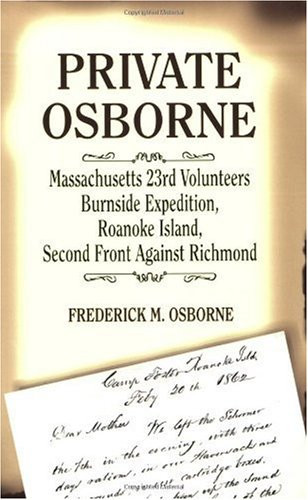 American Civil War Round Table UK / Book Review / Private Osborne