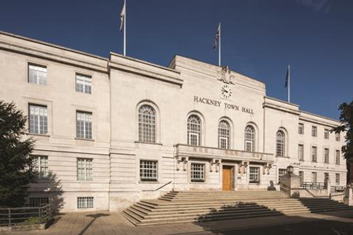Hackney Town Hall - Phase 4 - Knight Asphalte