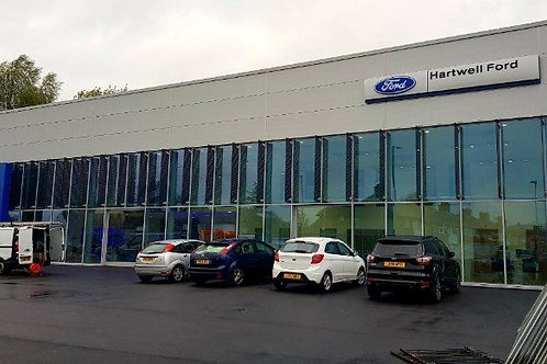 Hartwell Ford - Knight Asphalte