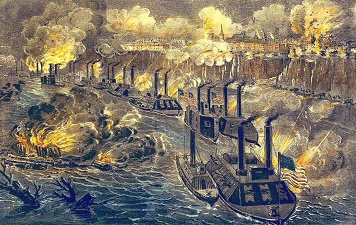 American Civil War Round Table UK / Battles & Campaigns / Vicksburg Campaign