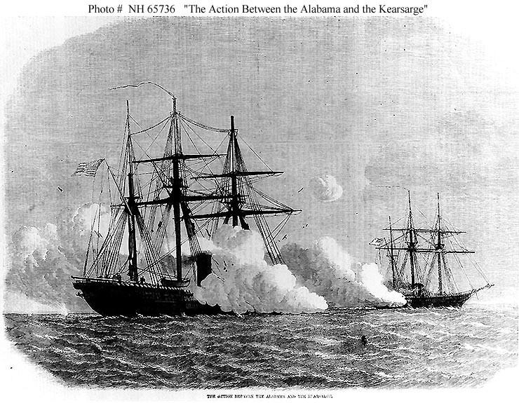 American Civil War Round Table UK / UK Heritage / CSS Alabama