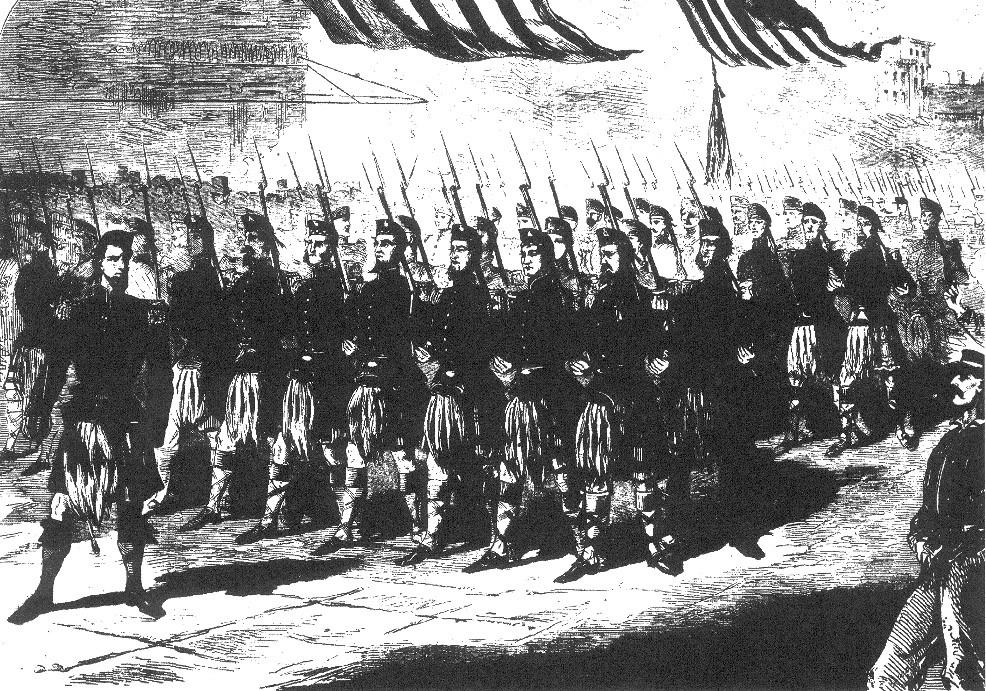 American Civil War Round Table UK / 79th Highlander Regiment