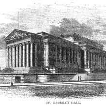 The Confederate Bazaar at Liverpool