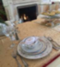 Tea Room Private Parties