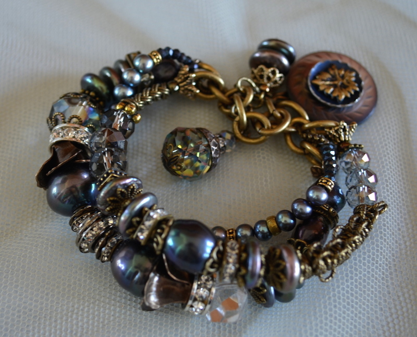 Queen of Sheba Bracelet