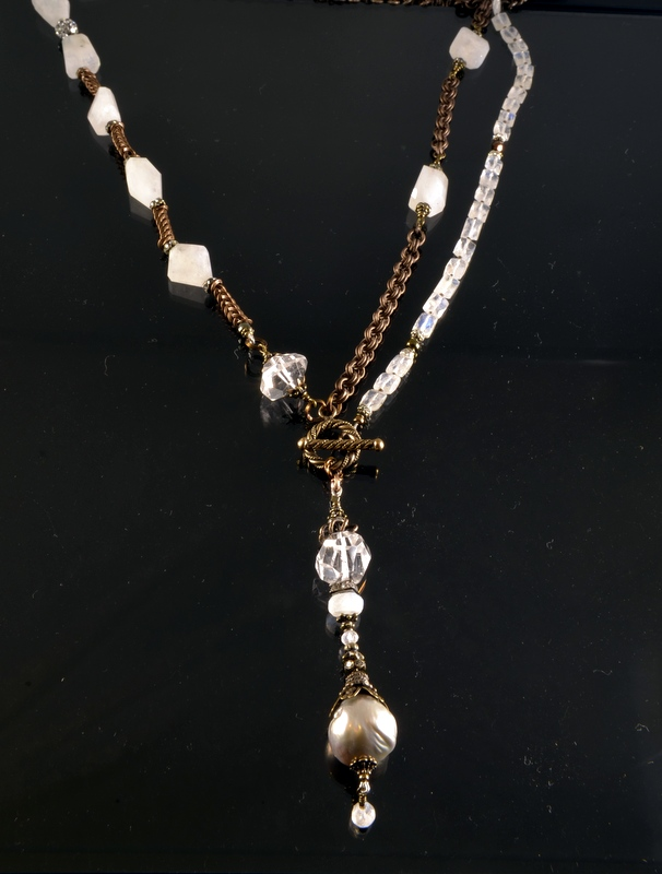 Moonlight Queen Necklace