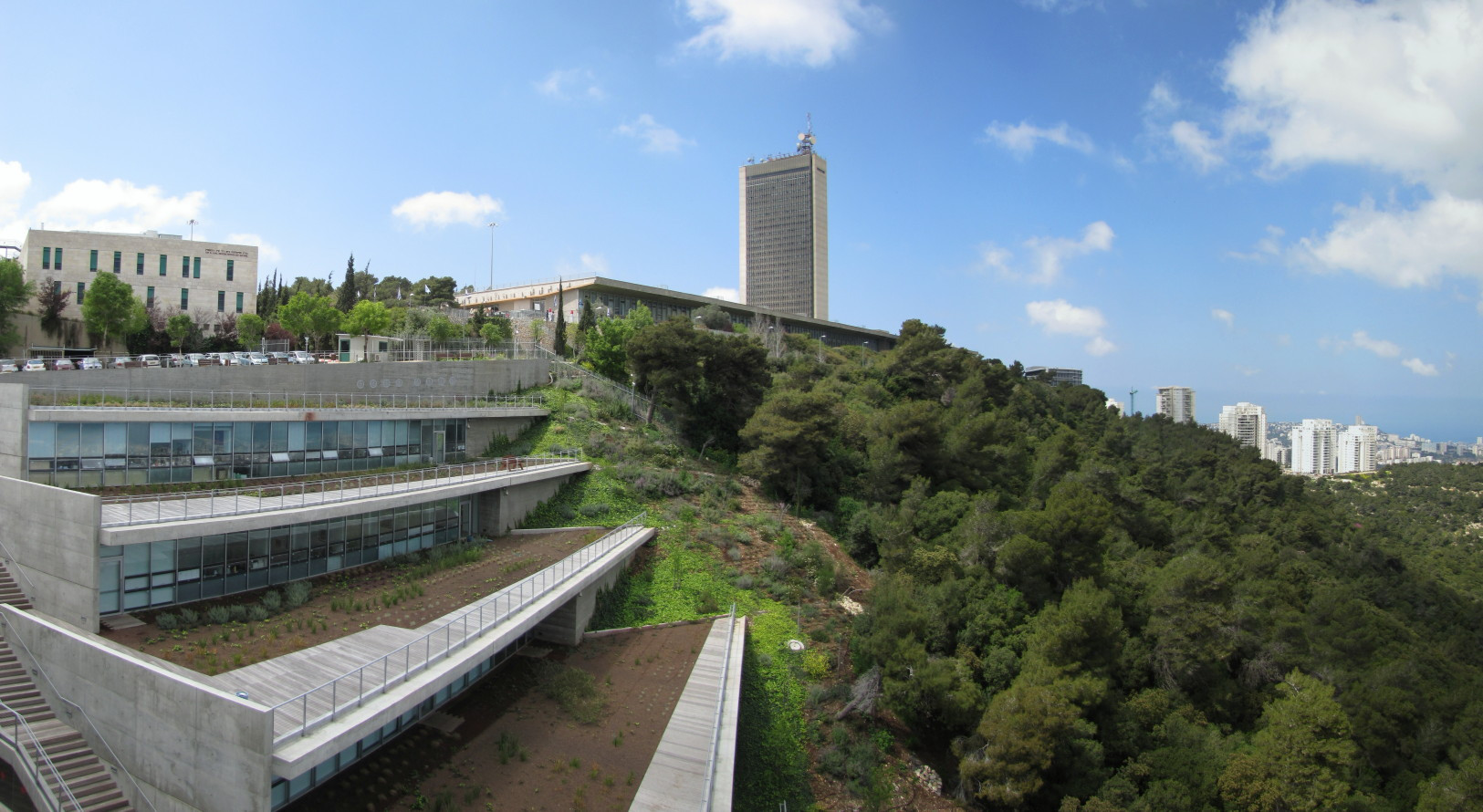 campus-view-mount carmel