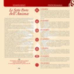 Pieghevole Le 7 Porte dell'anima residen