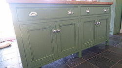 Freestanding Painted Kitchens