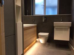 LED Bathroom Lighting Effect