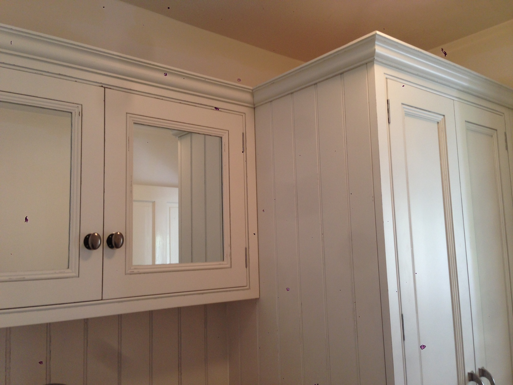 Painted Kitchen Unit