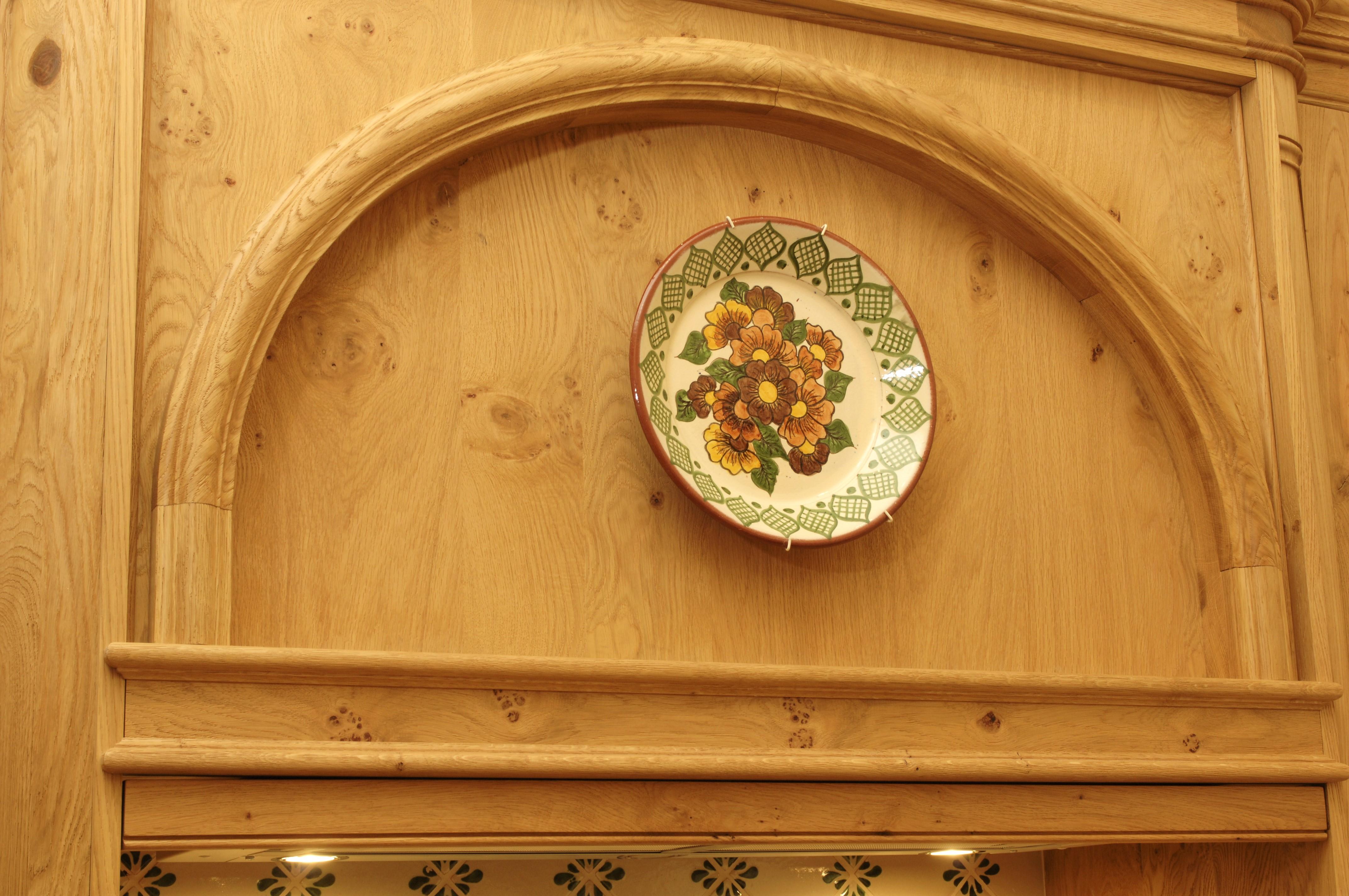 Ornate Woodwork