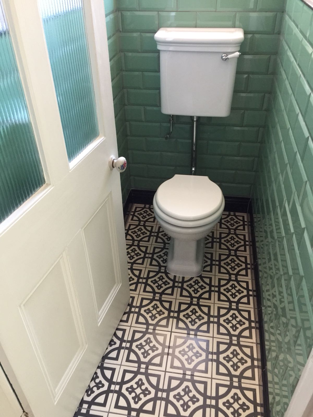 Traditional Cloakroom