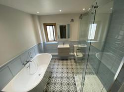 Panel Bathroom