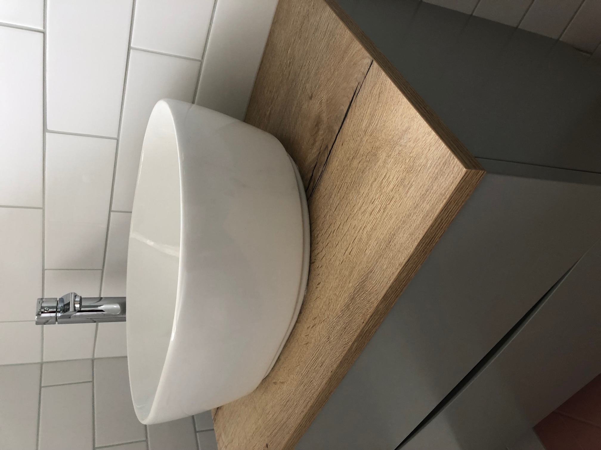 Basin Top Design